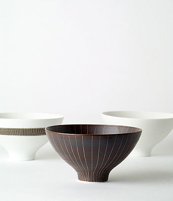 Porcelain Rice Bowl by Sゝゝ - Analogue Life