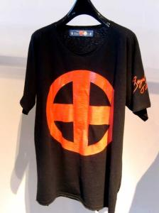 【black means】GT04-1 SHORT SLEEVE CUTSAW - FUUDOBRAIN ONLINE STORE