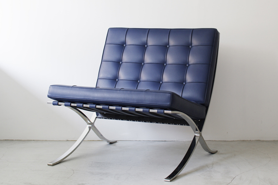 Merveilleux Knoll Barcelona Chair By Ludwig Mies Van Der Rohe. 77_chair | Vintage U0026  Used | BUILDING Fundamental Furniture