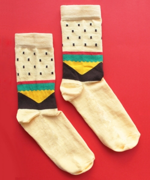 Lazy Oaf | Lazy Oaf Burger Socks