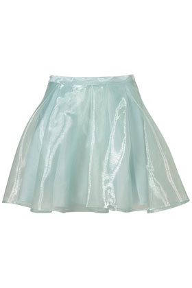 Organza Full Skirt - Skirts - Clothing - Topshop