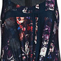 Floral Plaid Printed Crepe Ruffle Front Gown by Thakoon Addition for Preorder on Moda Operandi