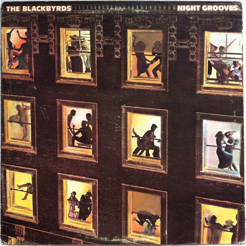 The Blackbyrds - Night Grooves : まわるよレコード ACE WAX COLLECTORS