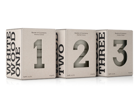 Baxter of California 'White Wood - Series 2' Candle Series Holiday 2011 | Highsnobiety.com