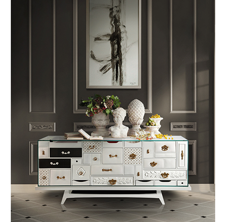 Mondrian Sideboard Exclusive Furniture