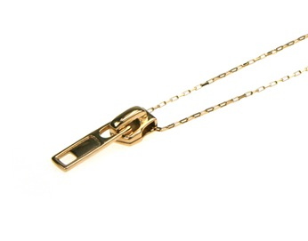 Miss Bibi Necklace Zipper