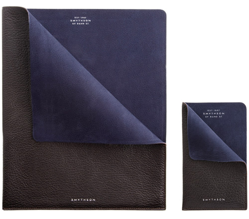 Smythson Gresham Collection Tablet & Smartphone Holders