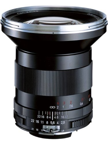 Amazon.co.jp: Carl Zeiss Distagon T*2.8/21 ZF (ニコンAis): カメラ・ビデオ
