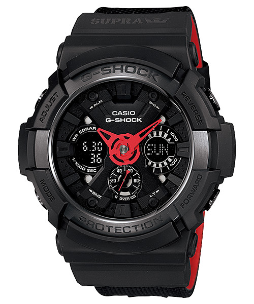 GA-200SPR-1AJR - 製品情報 - G-SHOCK - CASIO