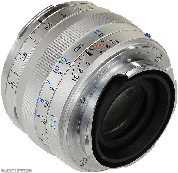 Zeiss 50mm f/1.5 ZM Review