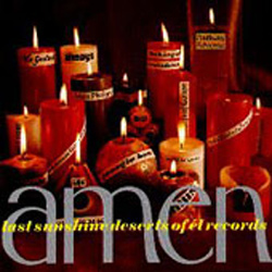 Cherry Red Records - Various, Amen, El