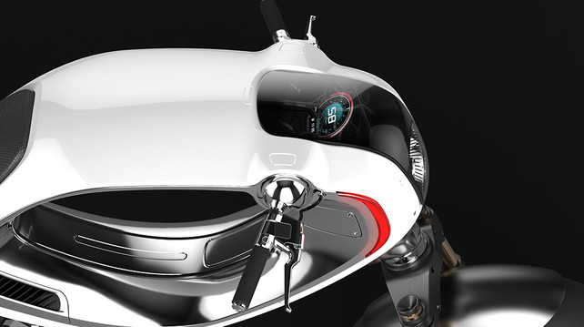 Frog's Ultra-Cool Vision For What Electric Motorcycles Can Be | Co.Design: business + innovation + design