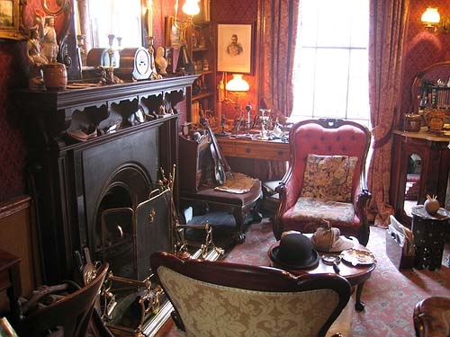 Sherlock Holmes Museum Building in London England | Best Discount Quality Furniture for Low