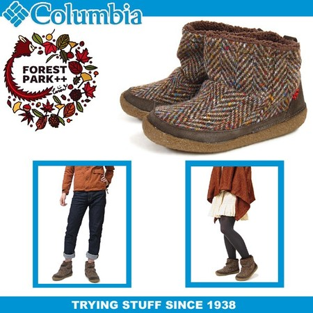 COLUMBIA FOREST PARK MINI BOOT LIMITED