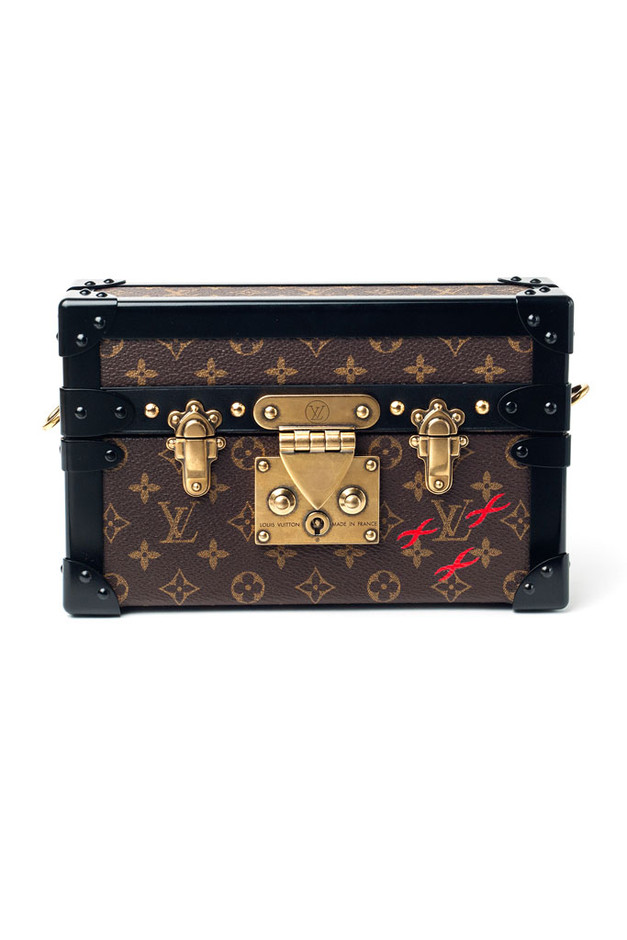 Style.com Accessories Index : Fall 2014 : Louis Vuitton