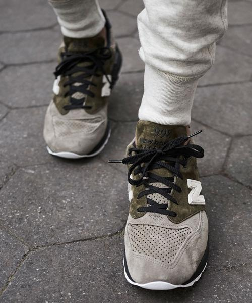 Limited Edition New Balance + Todd Snyder 998 : Dirty Martini