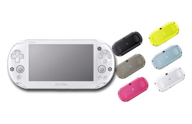 Sony: PS Vita 2000 is Japan-only for now -- PlayStation Universe