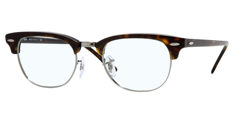 Ray-Ban Glasses - Collection Optical - RB5154 - 2012 - CLUBMASTER | Official Ray-Ban Web Site - Japan
