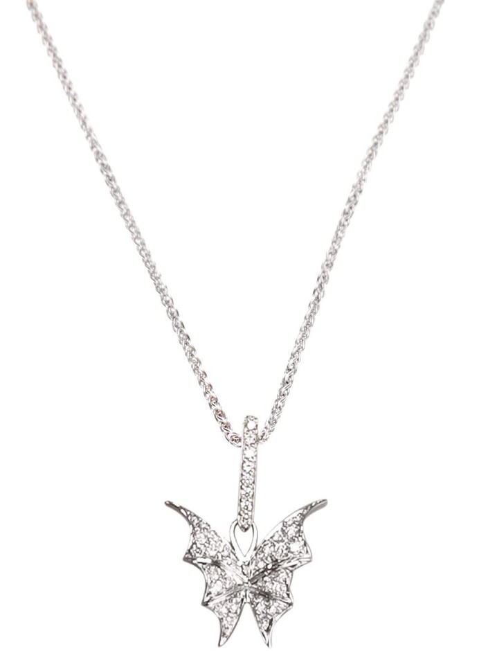 Stephen Webster Fly By Night バタフライ ネックレス - Jewellery Atelier - Farfetch.com