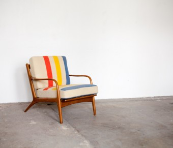 Blanket Chair No. 1 | Sit and Read