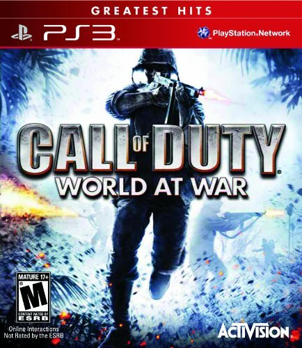 Amazon.co.jp: Call of Duty: World at War Greatest Hits(輸入版): ゲーム