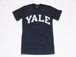 """""""YALE""""COLLEGE Tee « MADE IN WORLD ONLINE STORE"""