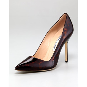 Manolo Blahnik Pumps - Shop for Manolo Blahnik Pumps at Polyvore