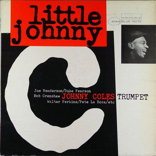 Johnny Coles - Little Johnny C at Discogs