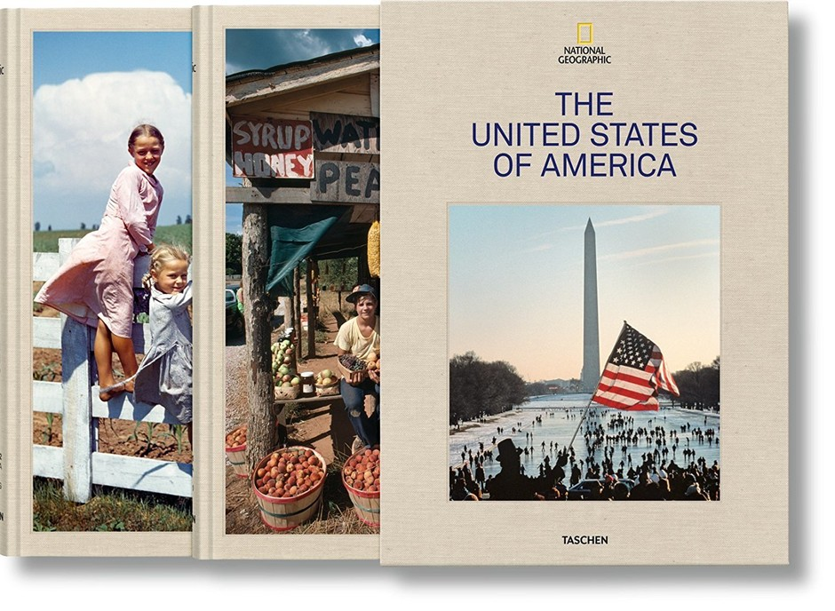 National Geographic, the United States of America