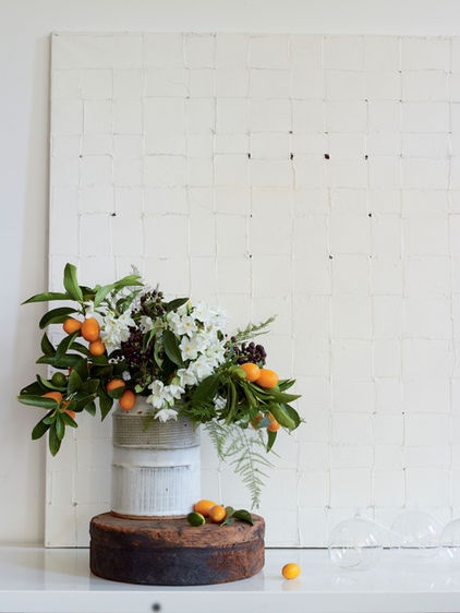 citrus branches in a bucket | Home | Pinterest