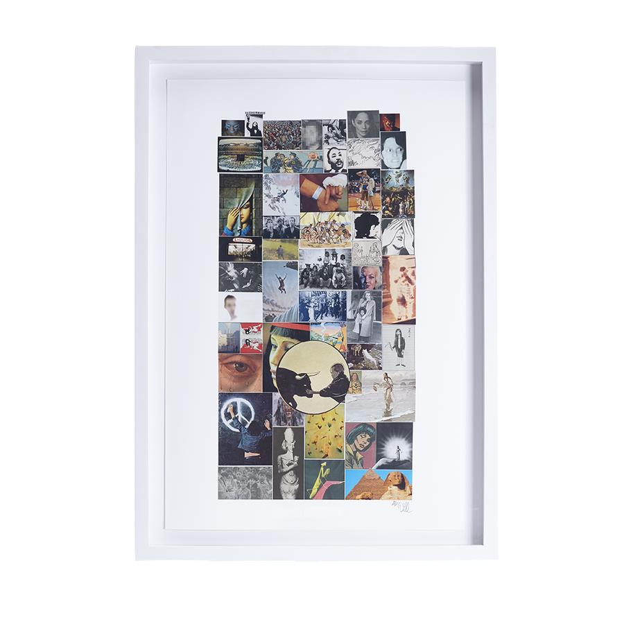 Louie Collage Print – Fucking Awesome - ECOMM