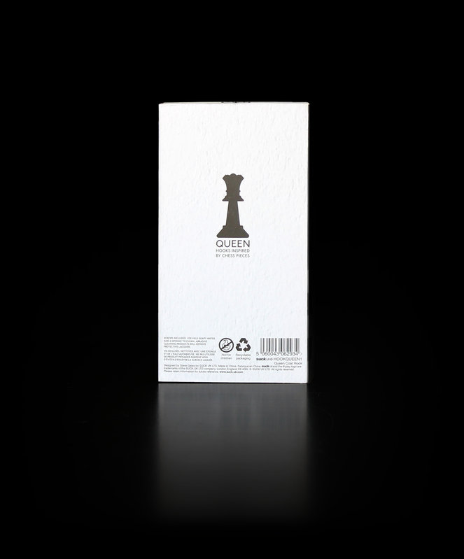 Royal Hooks : His and Hers hooks inspired by chess pieces