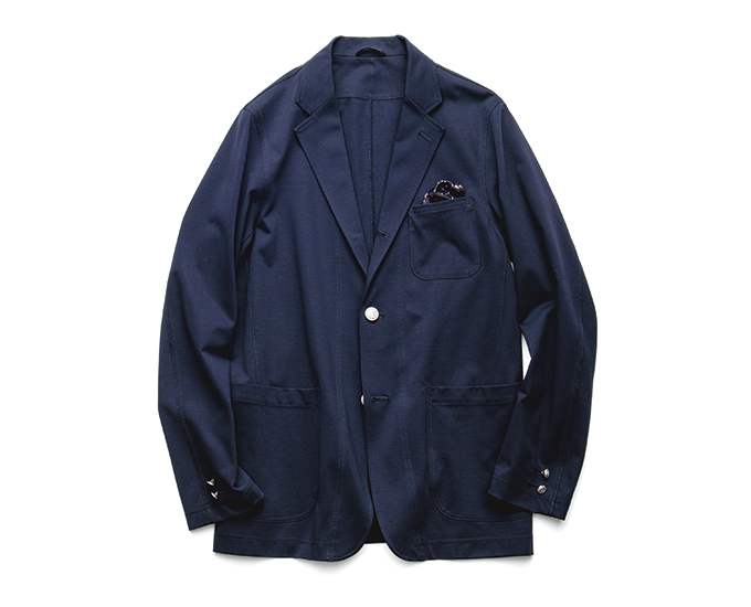 uniform experiment | PRODUCT | COOLMAX® JERSEY 3 BUTTON UNCON JACKET