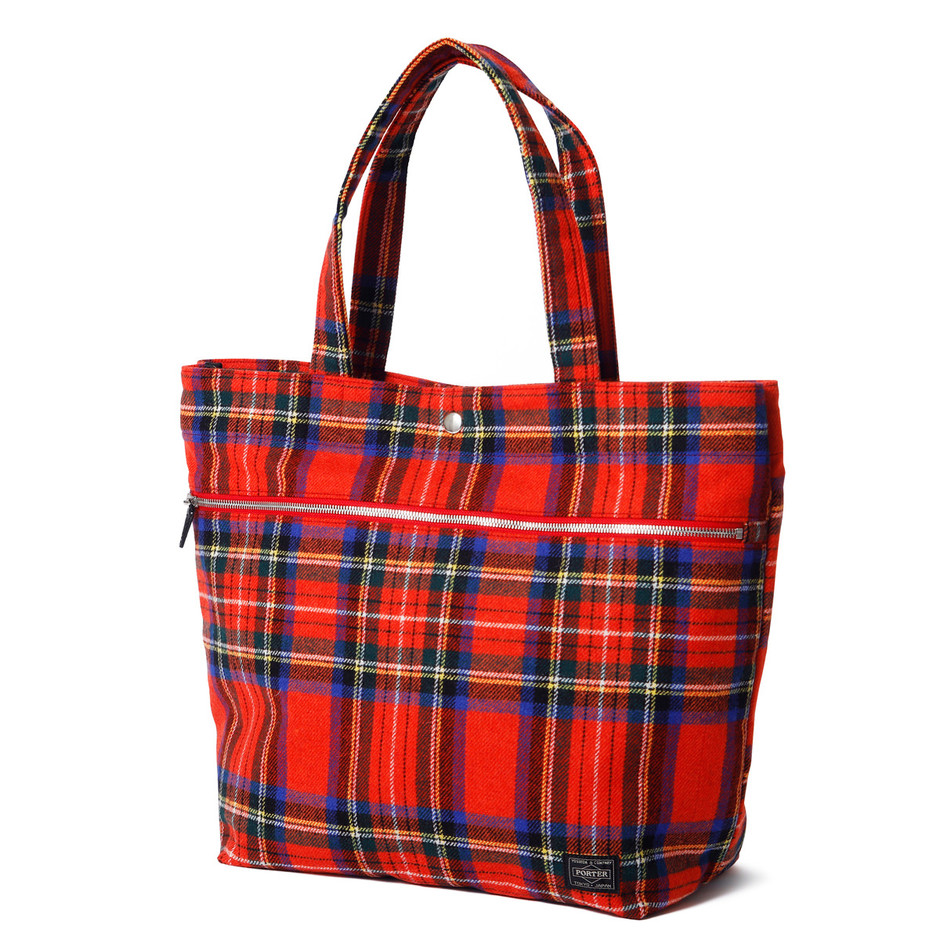 TOTE BAG (L)|LESSON|HEAD PORTER ONLINE|ヘッド ポーター オンライン