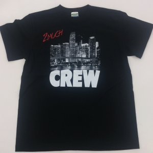 2MUCH CREW / T-SHIRTS (SIZE:L) | Record CD Online Shop JET SET / レコード・CD通販ショップ ジェットセット