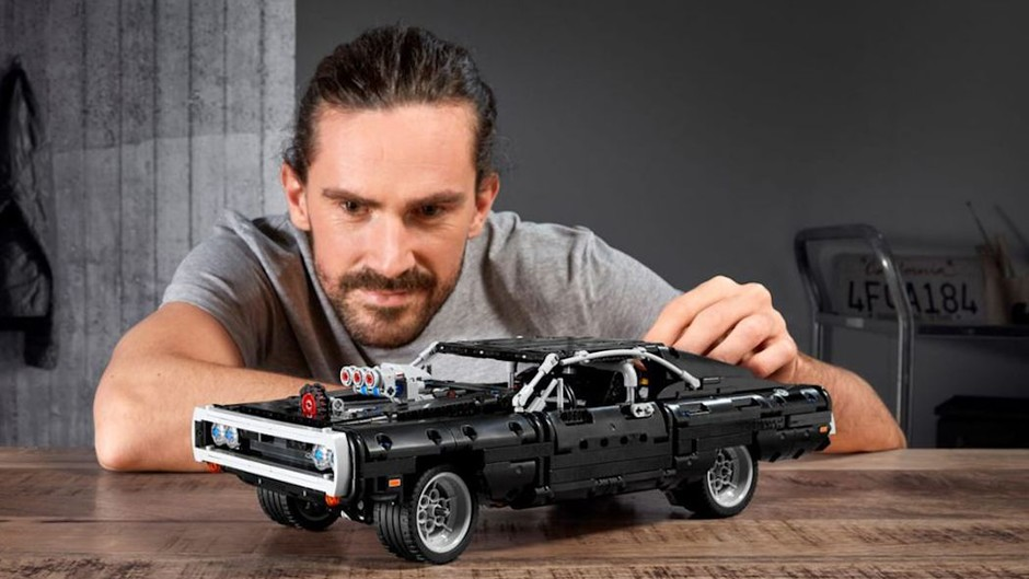 Lego announces new Dominic Toretto 'Fast & Furious' Charger kit | Autoblog