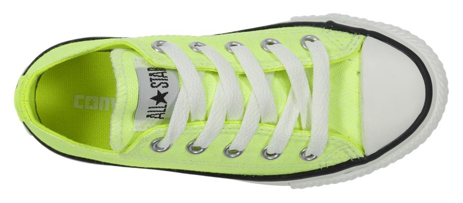 Converse Kids CT Ox - Neon Yellow