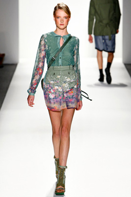 Timo Weiland S/S 2012 : DELTA
