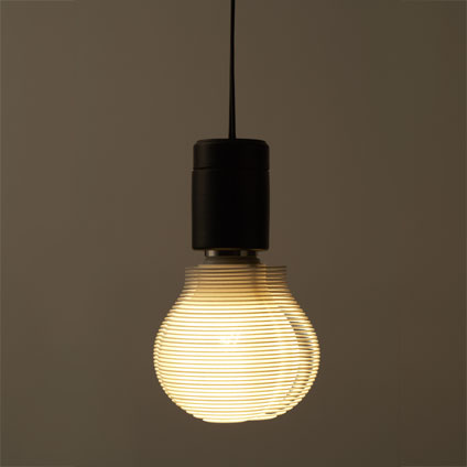 bulb-lamp (basket) | one percent products/ワンパーセントプロダクツ