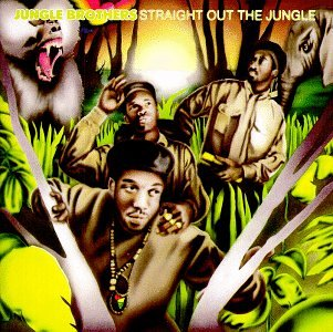Amazon.co.jp: Straight Out the Jungle: Jungle Brothers: 音楽