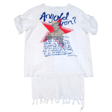 MUSLIN TEE - ANY OLD IRON/ A CHILD OF THE JAGO | Dice&Dice co.,ltd.