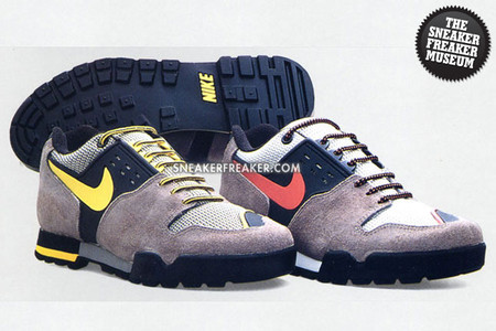 NIKE - Outdoors - Son Of Lava Dome - Yellow & Clockwork Orange