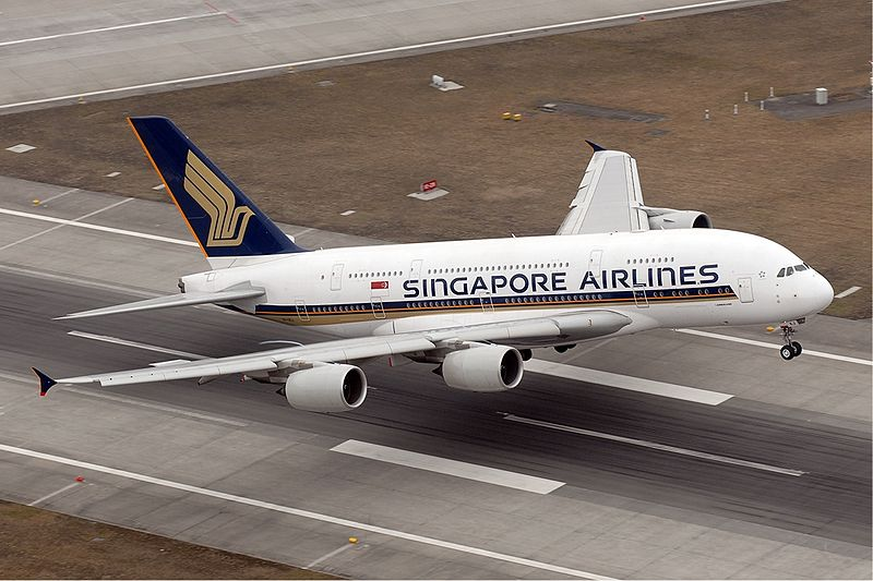 File:Singapore Airlines Airbus A380 woah!.jpg - Wikipedia, the free encyclopedia