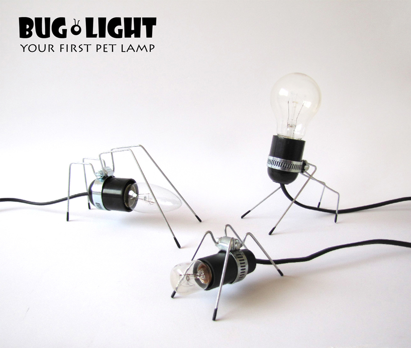 omer inbar: bug light