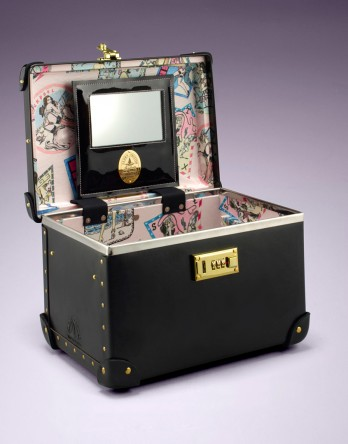 Luggage by Agent Provocateur - Vanity Case Black