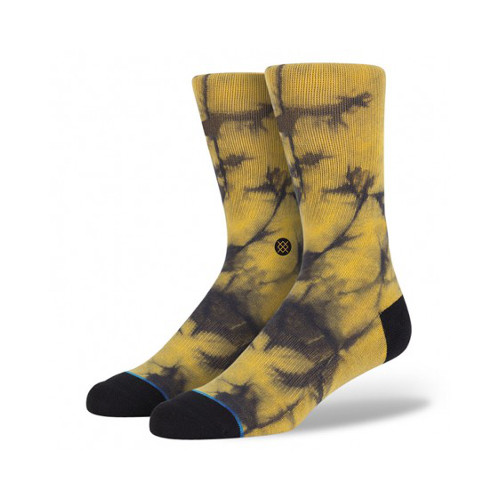 STANCE - BURNOUT (Yellow) - Growth skateboard elements