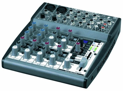 Amazon.co.jp: BEHRINGER ミキサー 1002FX: 楽器