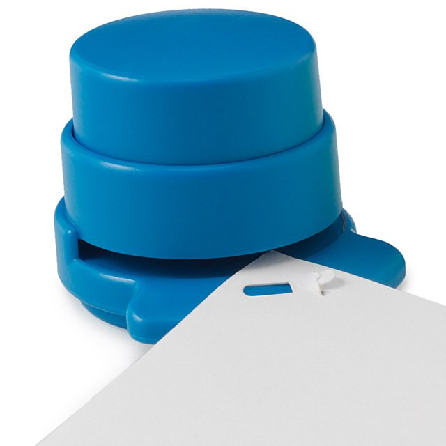 Made By Humans - Eco Staple Free Stapler Round
