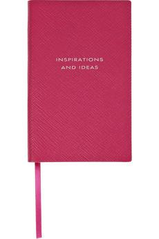 Smythson Inspiration and Ideas Panama notebook | AnOther | Loves