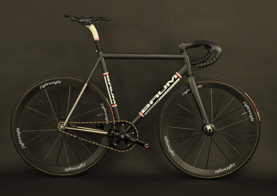 NAHBS Preview | Baum Corretto Pista | Cycling Tips